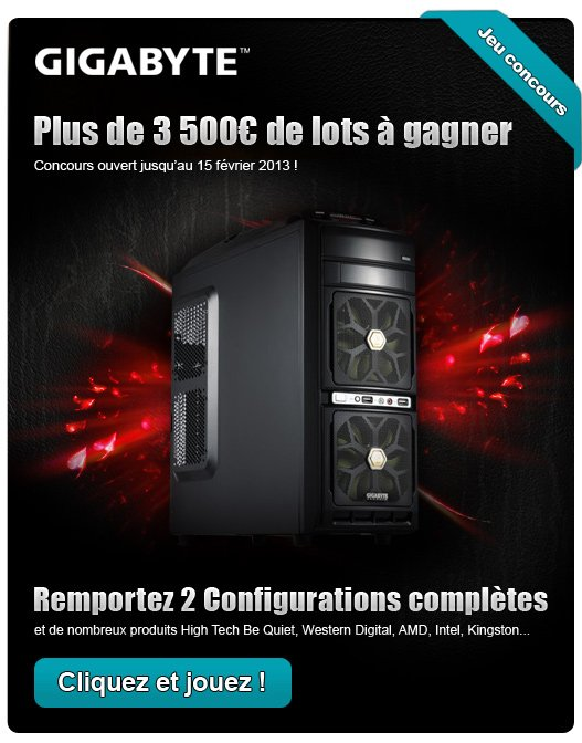 concours gigabyte