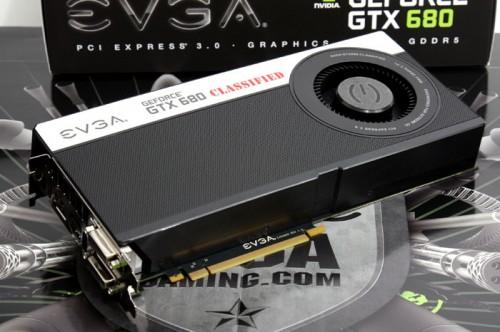 GTX680 classified