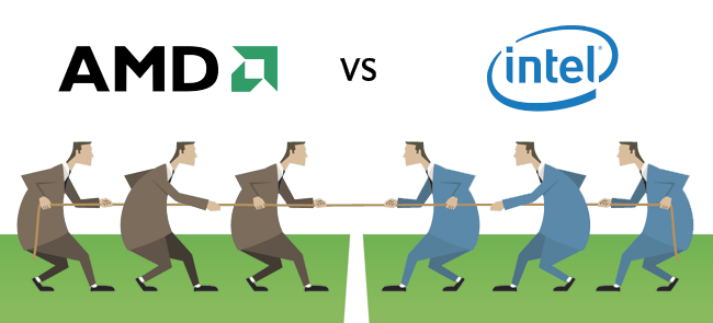 Intel vs AMD - Principled Technologies
