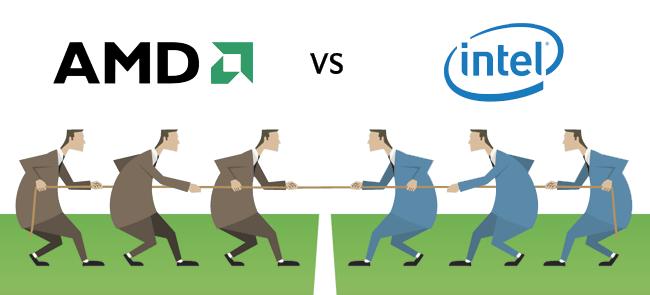 AMD vs Intel - Epyc