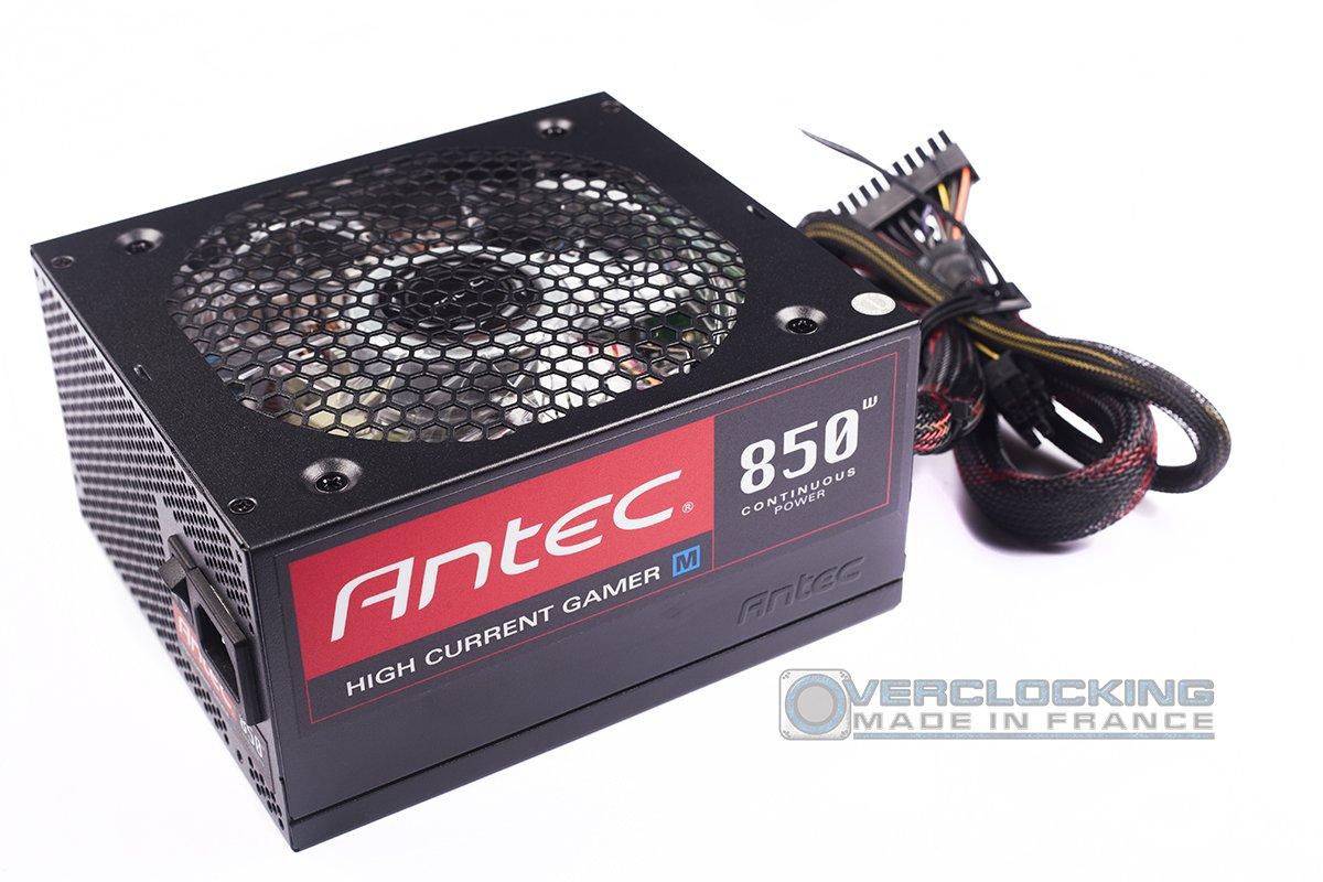 Antec hcg 850w3