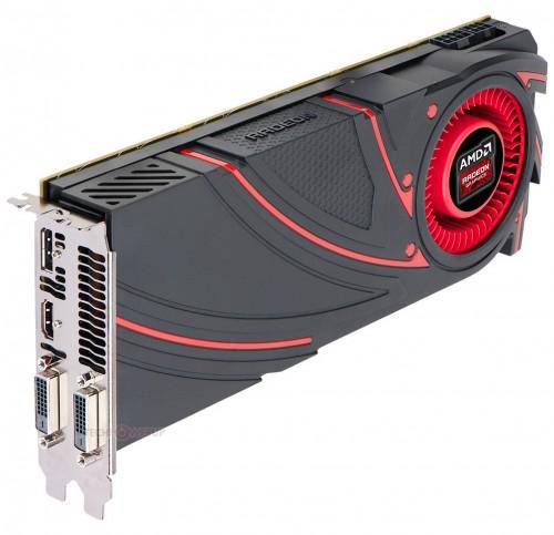 AMD Radeon R9 290X2
