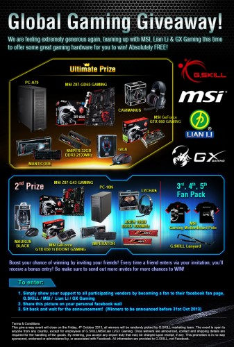 concours gskill