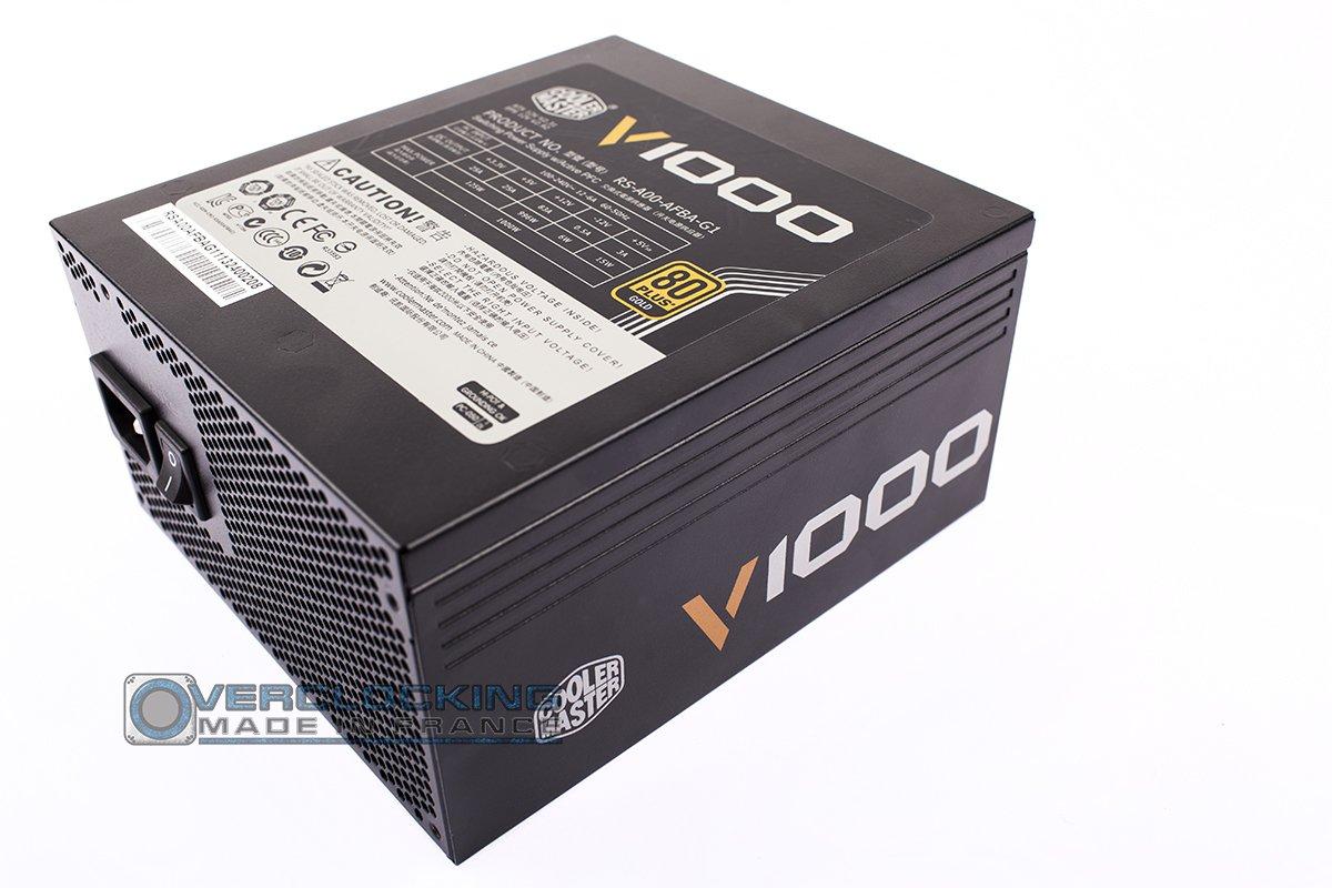 Coolermaster V1000 5