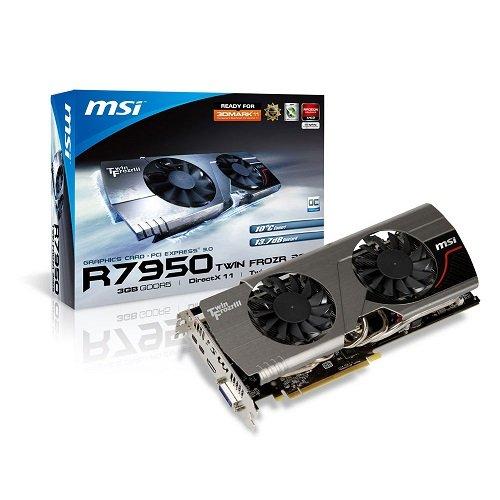 MSI HD 7950 Twin Frozr