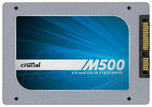 SSD Crucial M500