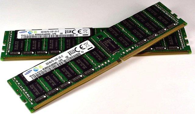 RAM samsung_ddr4_32gb_module