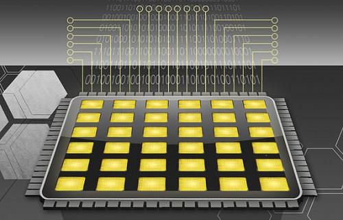 Jigsaw processeur multicore