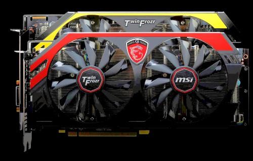 AMD Radeon R9 280X Gaming R9 270X Hawx