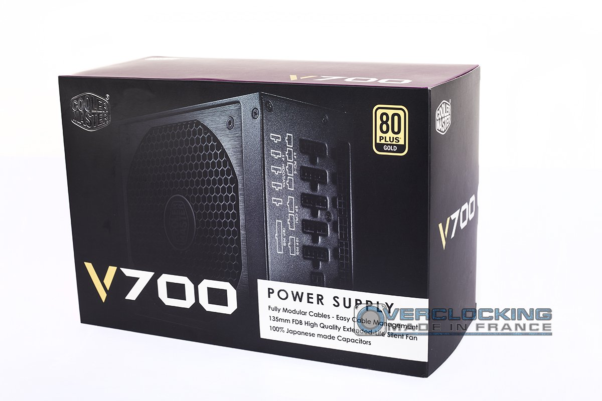 Coolermaster V700 1