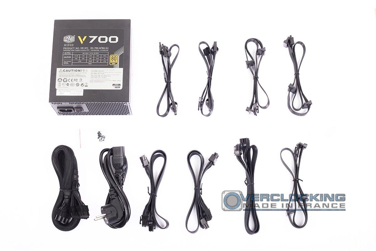 Coolermaster V700 6