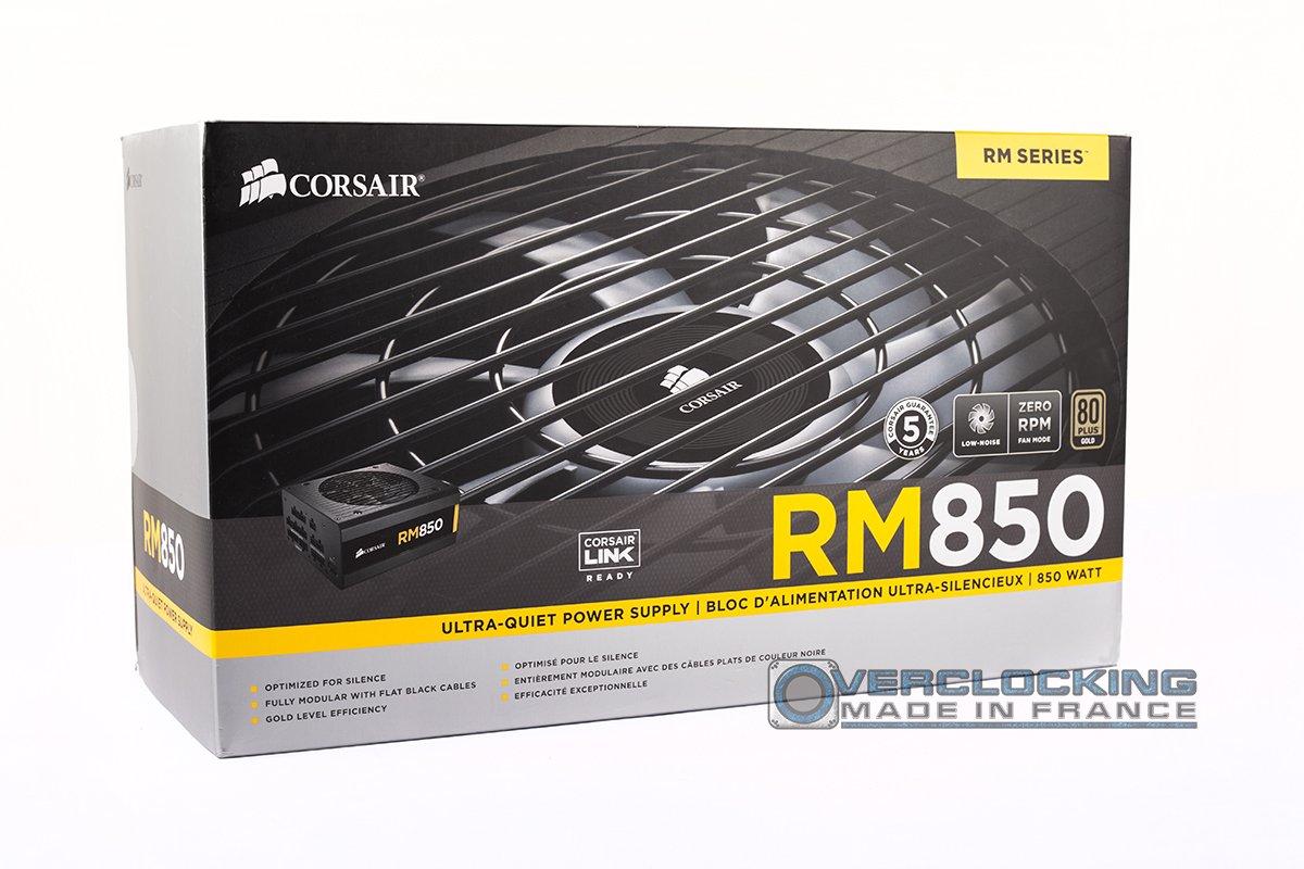 Corsair RM850W 1