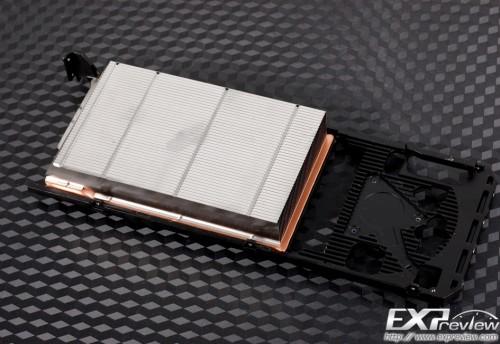 HIS R9 290X radiateur