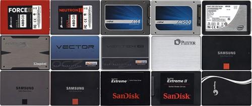 test comparatif SSD