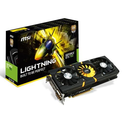 MSI GTX 780 Lightning