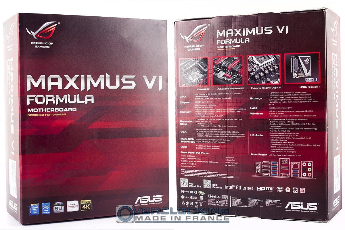 Maximus VI Formula 4