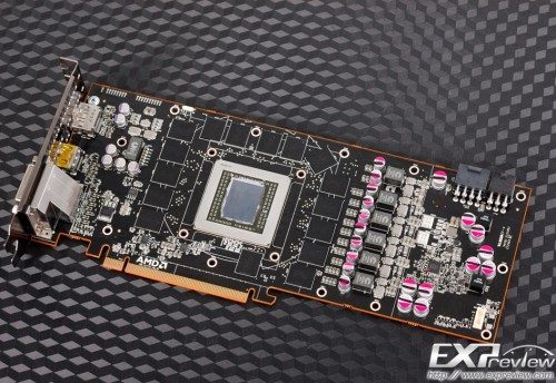Radeon R9 290X PCB