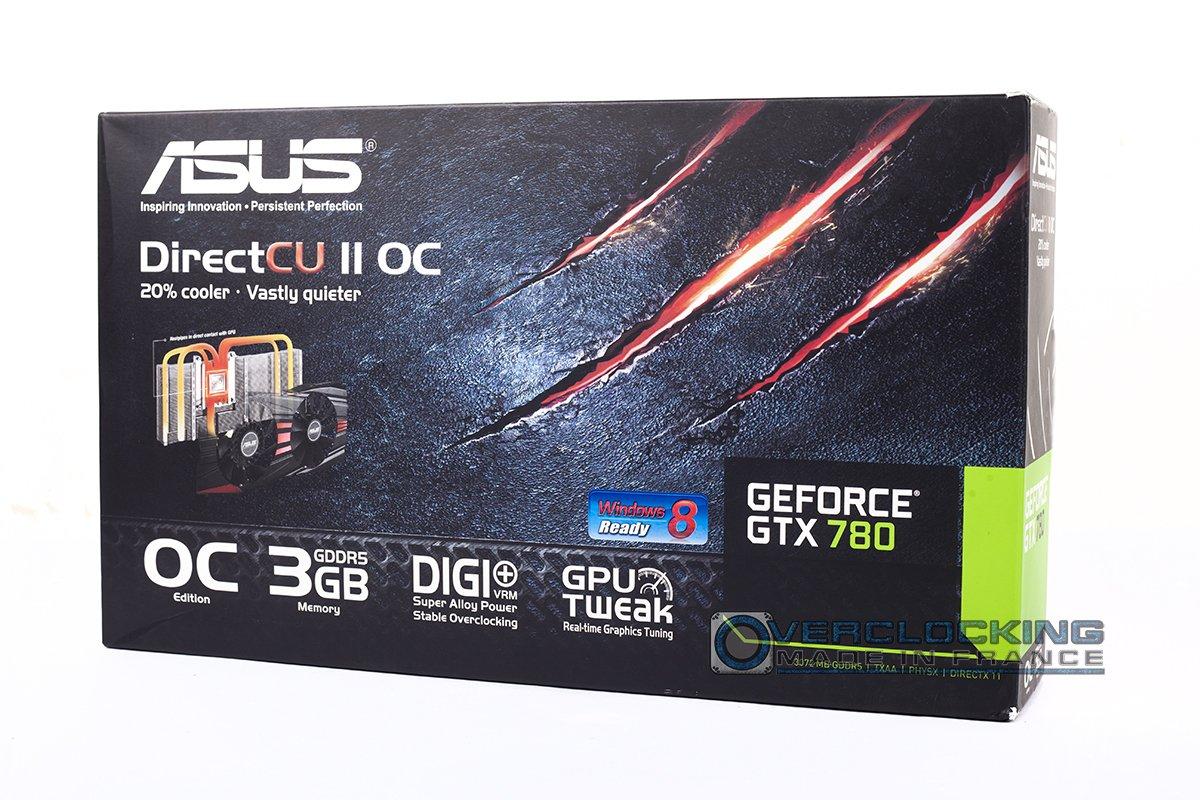 ASUS GTX780 DCUII OC 2