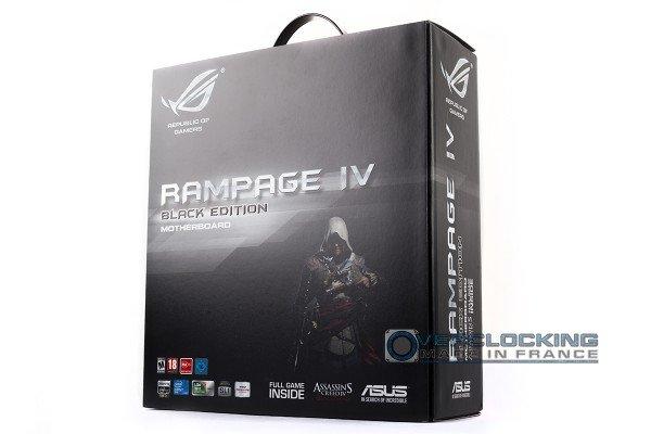 Asus Rampage IV BE 2