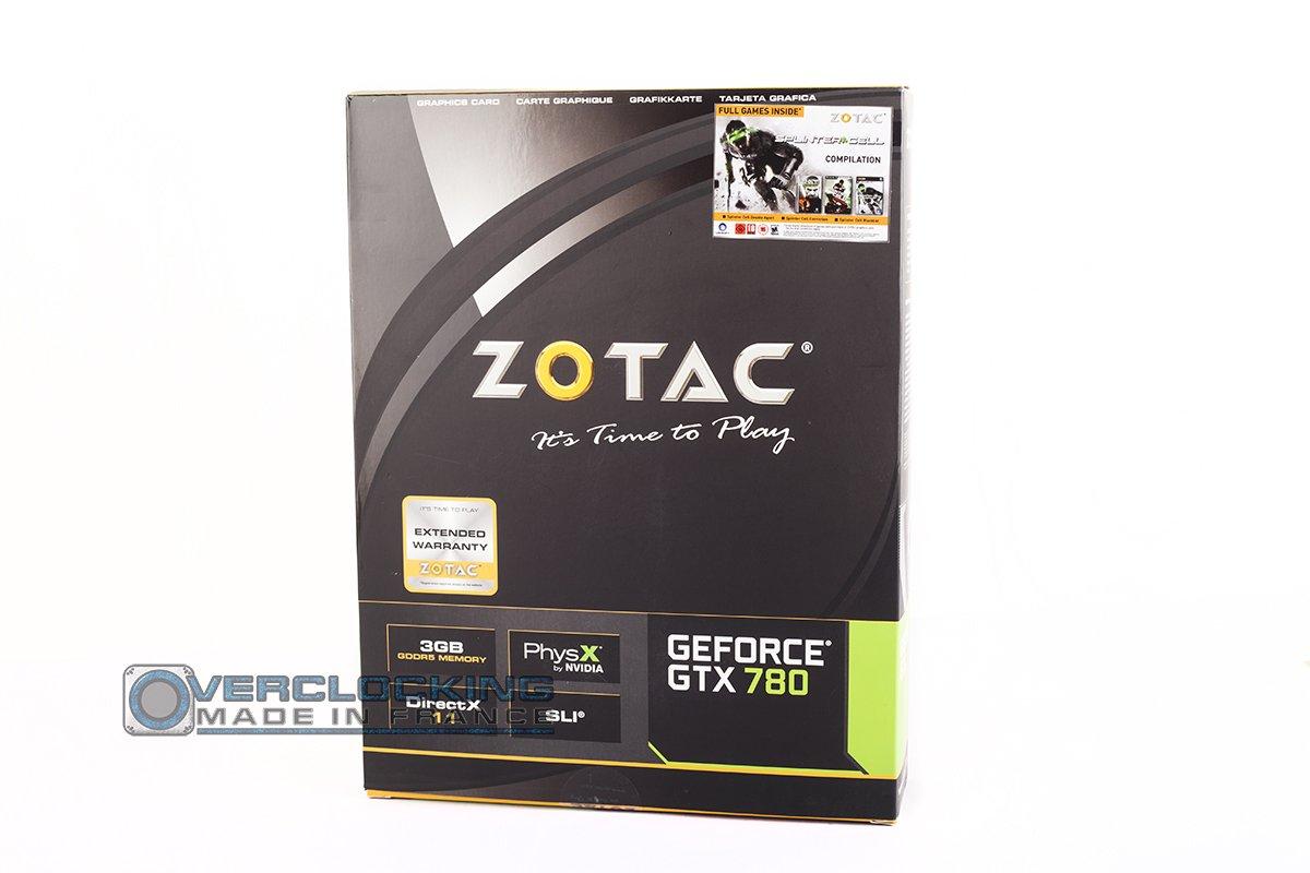 ZOTAC GTX780 1
