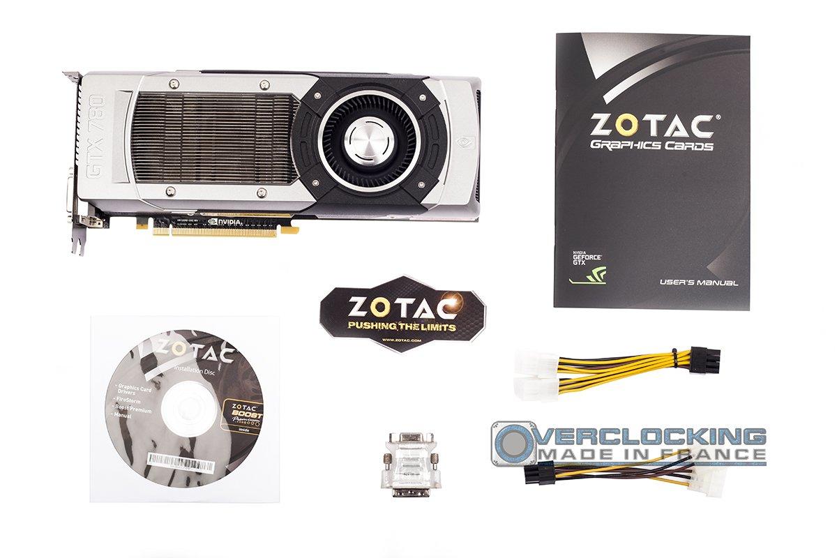 ZOTAC GTX780 5