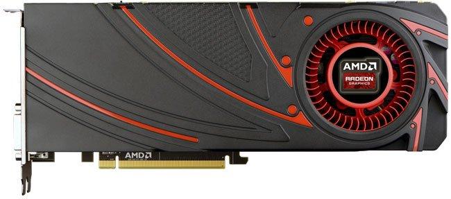 AMD R9 290X stock