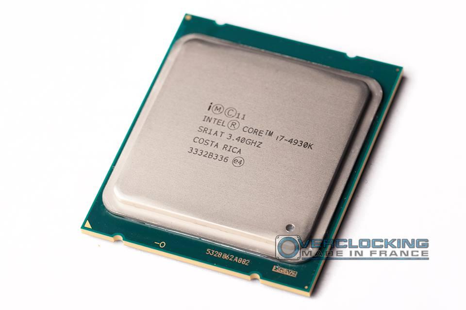 CoreI7 4930K CPU