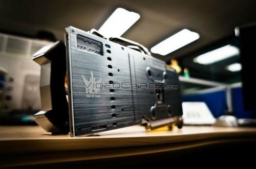 Galaxy GTX 780 TI HOF