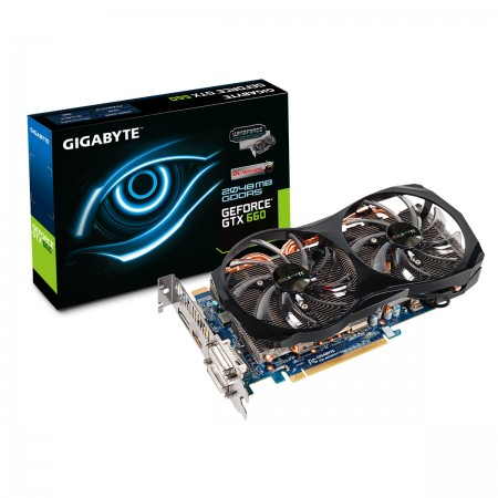 Gigabyte Geforce GTX 660 WindForce