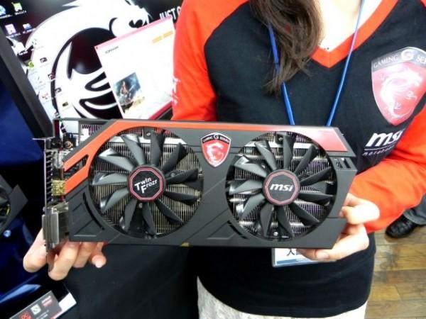 MSI Radeon R9 290X Gaming Twin Frozr 4S