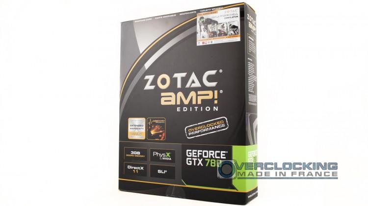 ZOTAC GTX780 AMP 2