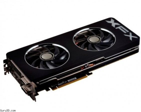 XFX R9 290 Double-Dissipation