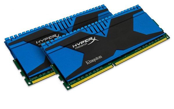 Kingston HyperX Predator 1600 MHz
