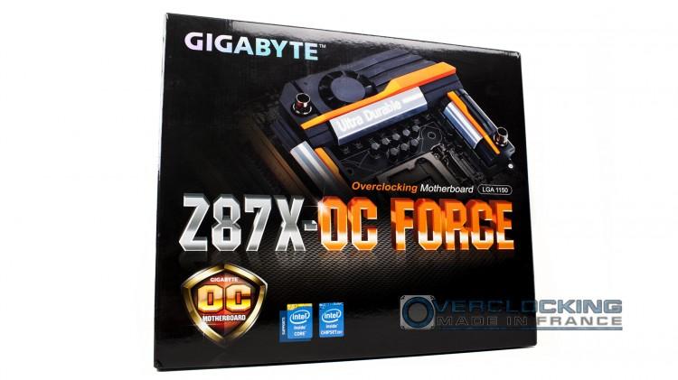 Gigabyte Z87X-OC Force 1