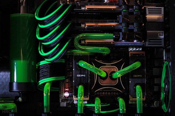 Mod Green HRC 6