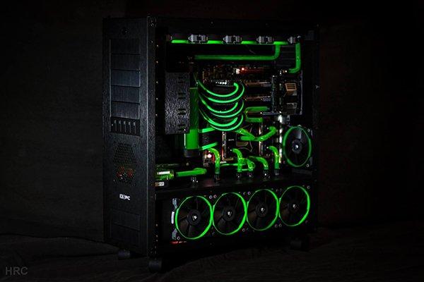 Mod Green HRC 9