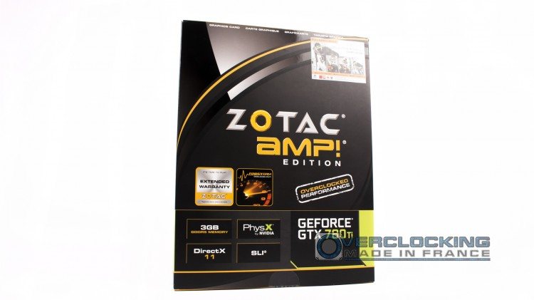 ZOTAC GTX780 AMP! 1