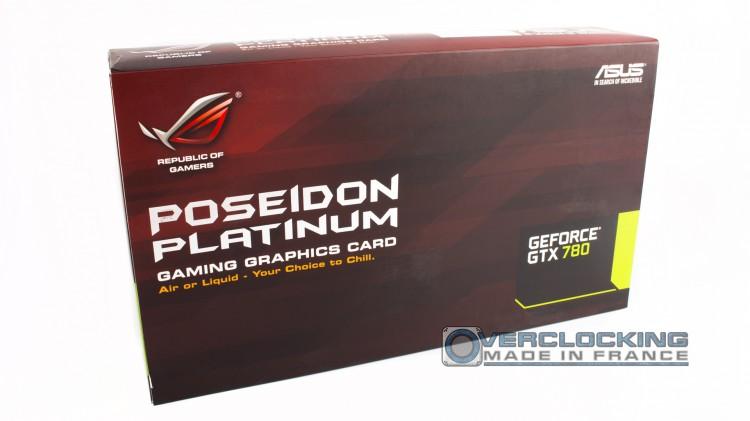 ASUS GTX780 Poséidon 3