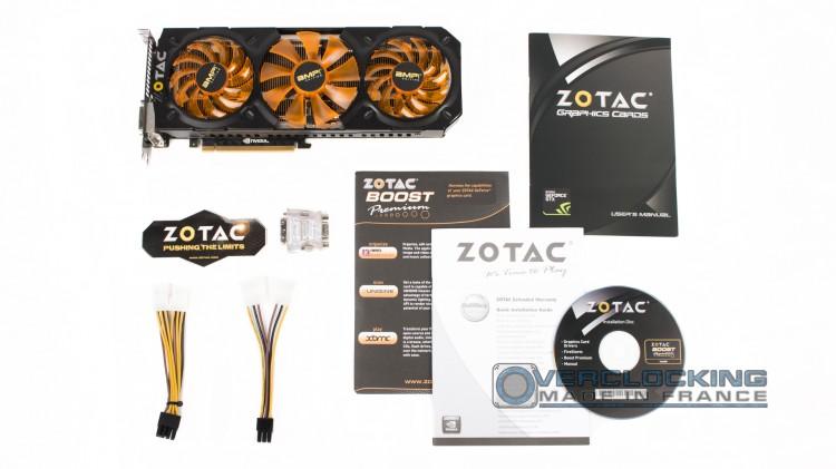 ZOTAC GTX780 AMP! 3