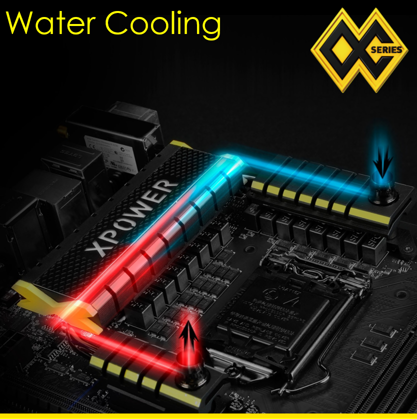 Msi z97 mpower xpower ac et xpower max ac overclocking for H2o power x