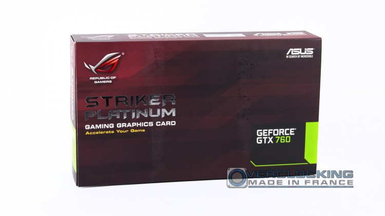 ASUS GTX760 Striker Platinum 1