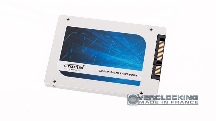 Crucial MX100 256Go 2