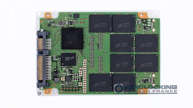 Crucial MX100 256Go 5