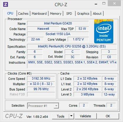 Intel-Pentium-G3258-cpu-z