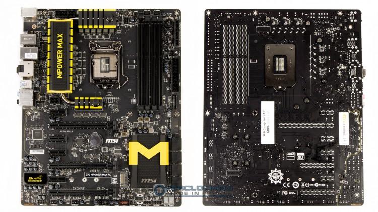 MSI Z97 Mpower Max ac6