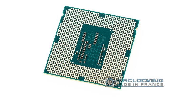 Test : Intel Core i5-4690K à fréquence d'origine et OC à 4 6GHz