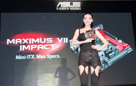 ROG Maximus VII  Impact mini-ITX motherboard
