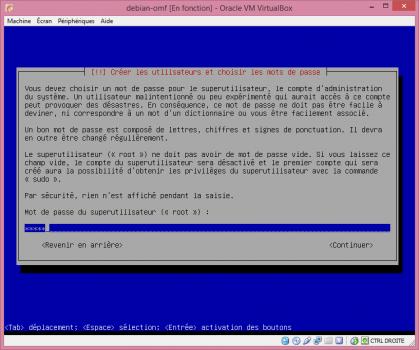 Installation de Linux vbox14