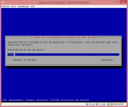 Installation de Linux vbox18