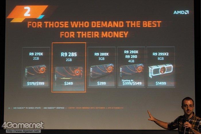 AMD commandements R9 285 (2)